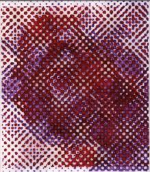 Roserotviolett